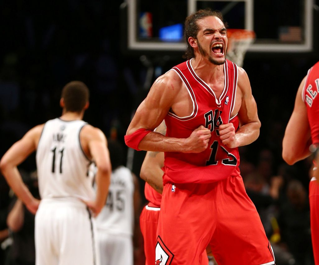 Noah tras vencer en siete partidos a Brooklyn Nets | © Getty Images