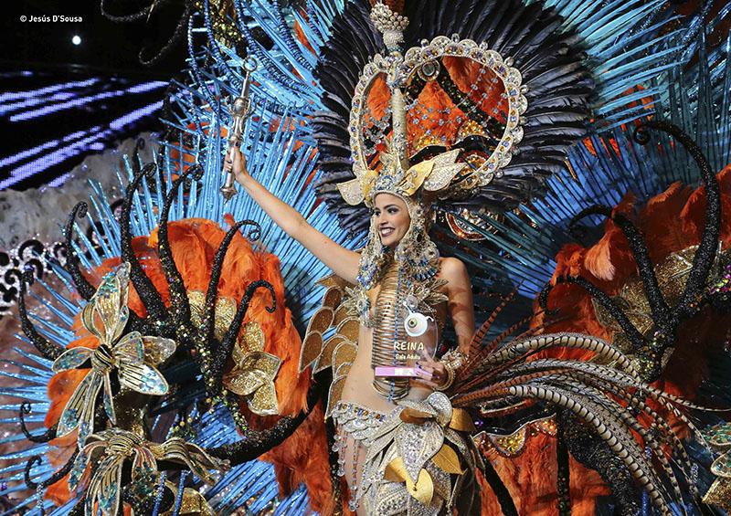 La reina del carnaval 2014 | Jesus D'Sousa
