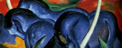 Vanguardias históricas: expresionismo, partir el pincel y perforar el lienzo