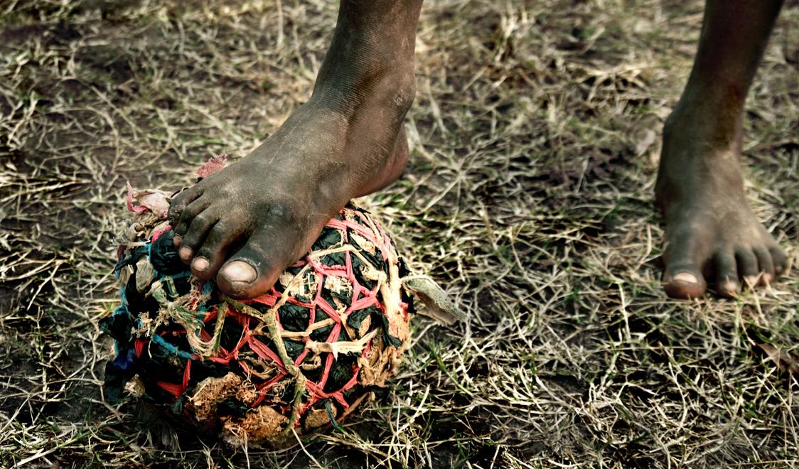 Huir de la pobreza es la única meta de las jóvenes promesas | © Bruno Zanzottero and Marco Trovato