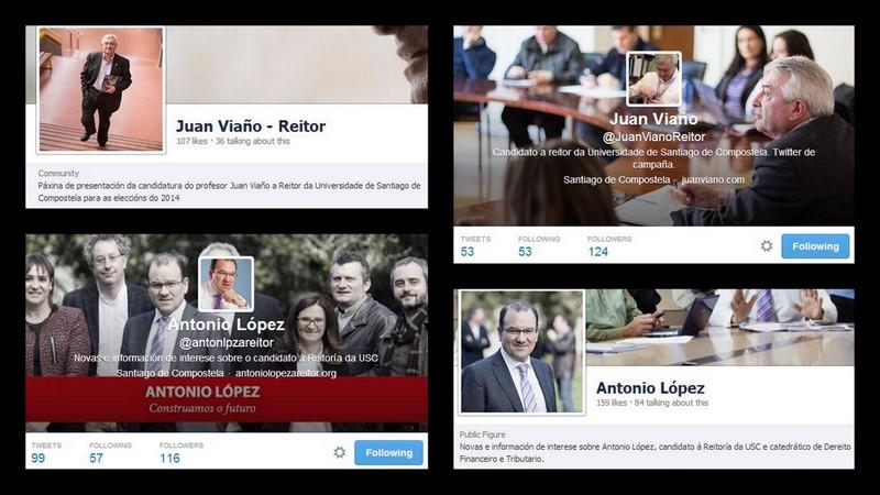 Viaño e López, López e Viaño: competindo na lonxa das redes sociais dende 2014.
