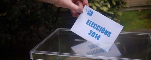 Eleccións 2014 | © USC