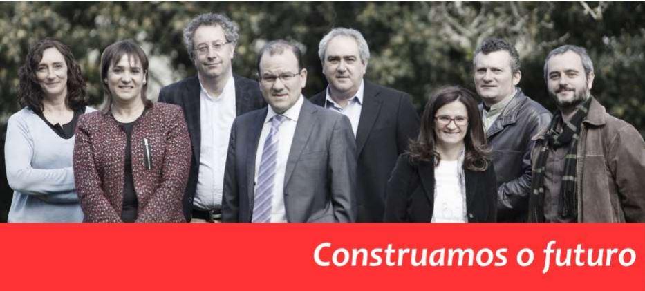 A fotografía do programa de López, tan infraexposta que o director de Compostimes estaría asinando o noso despedimento se a tivésemos tirado nós / Prensa Antonio López