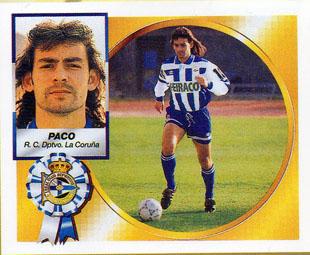 Paco Jémez, durante su etapa como jugador en el Deportivo de La Coruña | Cordopolis