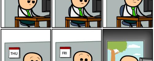 Vivir para trabajar