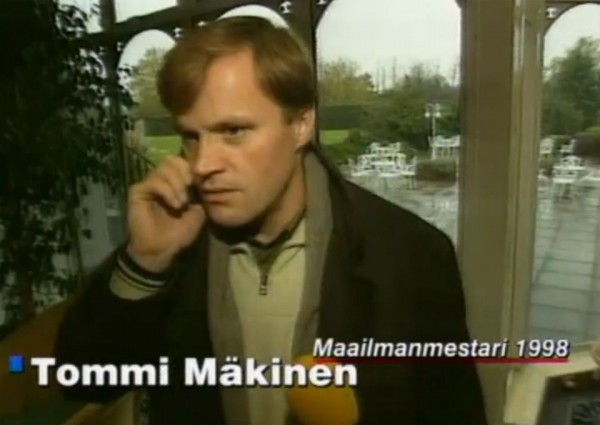 Tommi Mäkinen | Vía yle.fi