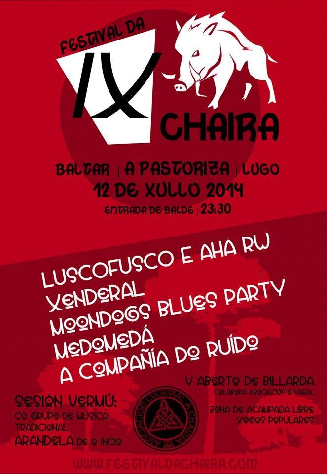 14 Festival da Chaira