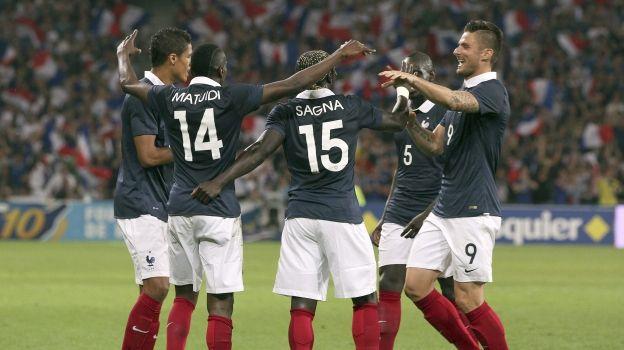 Francia llega sin Ribery pero también opta a todo - ©Televisa