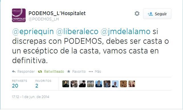 PodemosCasta