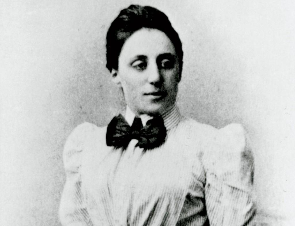 © poramoralaciencia.comEmmy Noether era hija de una familia de judíos alemanes