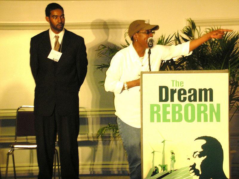 Afeni Shakur, unha das militantes máis importantes do BPP