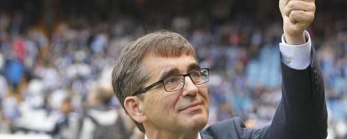 Fernando Vázquez y la vida en el alambre