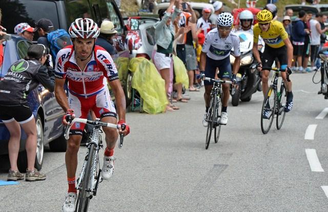 Su calidad es indiscuble, pero este no será el Tour de Joaquim Rodríguez - ©Canyon
