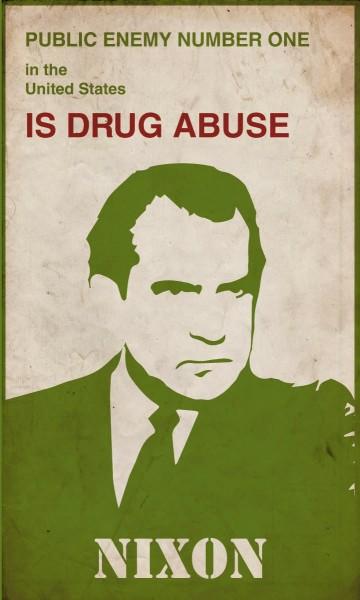 Nixon y su propaganda.