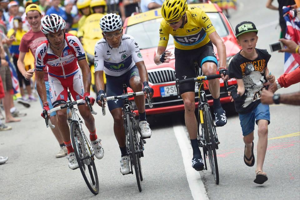 En la Vuelta estarán todos los líderes del pelotón, a excepción de Vicenzo Nibali - ©Rueda Lenticular