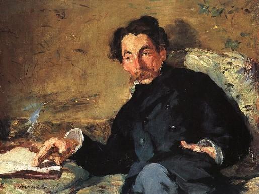 Stephane Mallarme Edouard Manet
