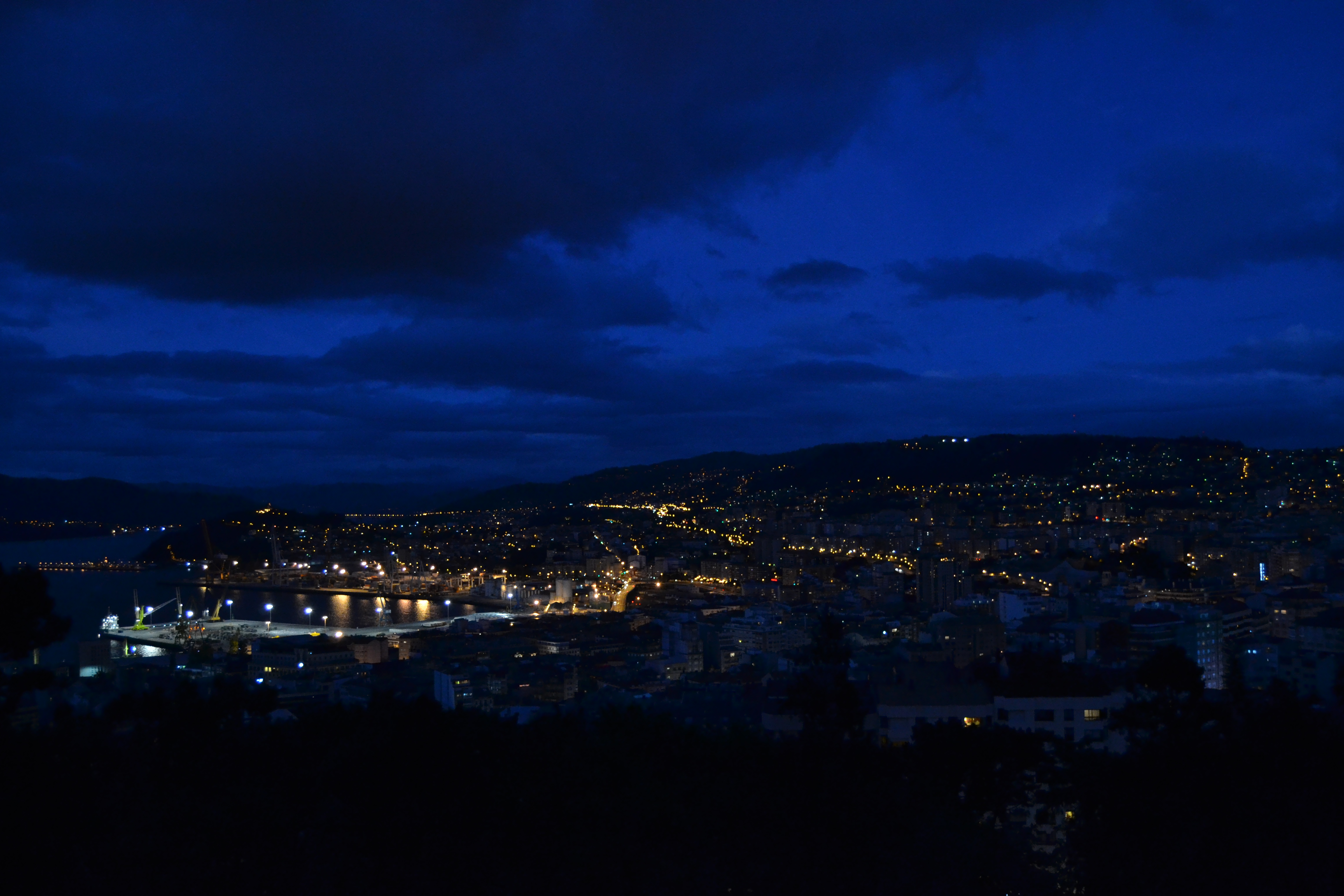 Noite en Vigo