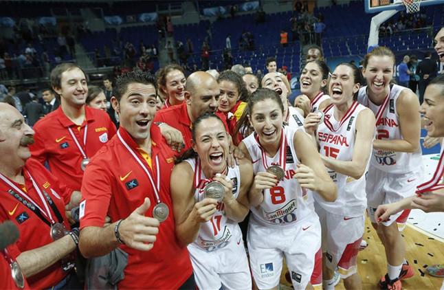 Las pioneras de plata - ©Diario Sport