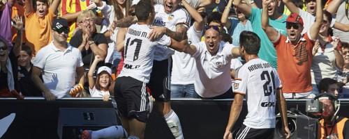 Gol de Otamendi contra el Atlético