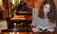 """Lidia Gómez: """"As interpretacións dos lectores son igual de válidas que a miña"""""""