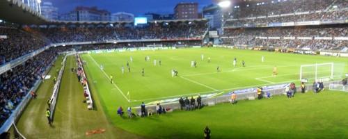 Balaídos y el fútbol de selecciones