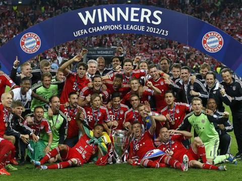 En 2013 el Bayern volvió a ganar la Champions League once años después de la última | Eurosport