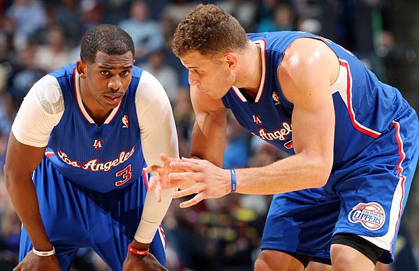 La de Paul y Griffin pasa por ser la sociedad más fructuosa de la NBA (Foto: Sportsnwomen).