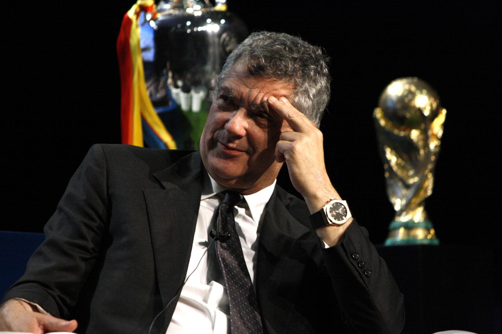 Ángel María Villar, eterno Presidente de la Real Federación Española de Fútbol. | Fuente: Europa Press