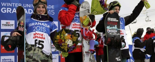Granada despide la Universiada 2015