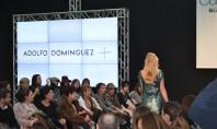 Adolfo Domínguez apuesta por las curvas