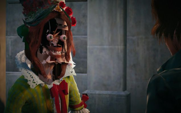 Assassin's Creed: Unity Bug