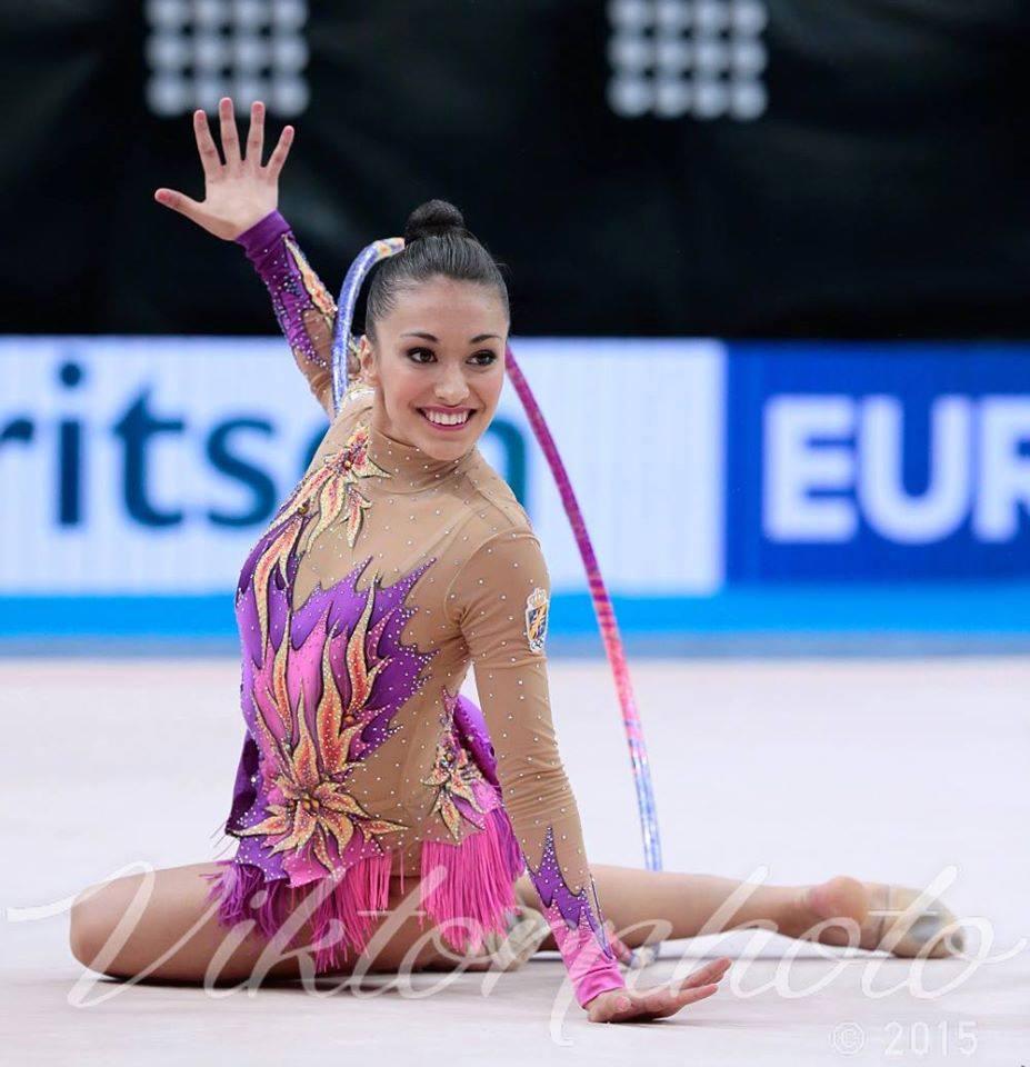 Natalia García realizó una buena competición | ©Viktor Photo