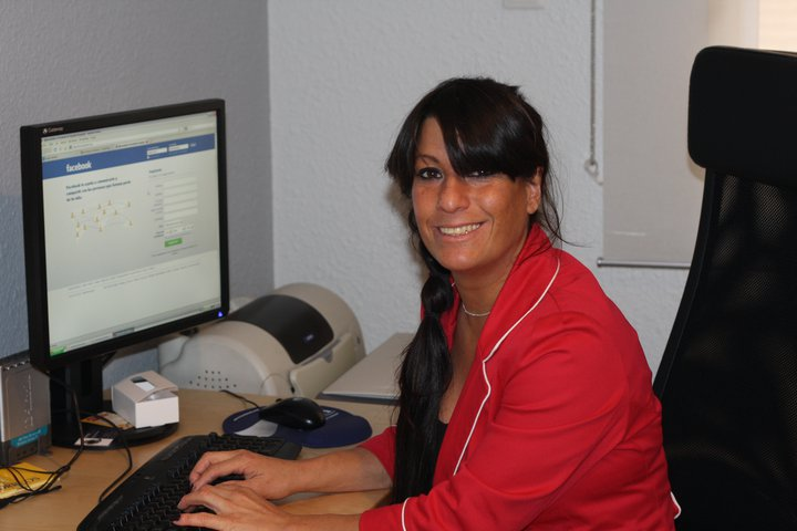 Sheila Herrero, histórica del deporte español | ©Facebook Sheila Herrero