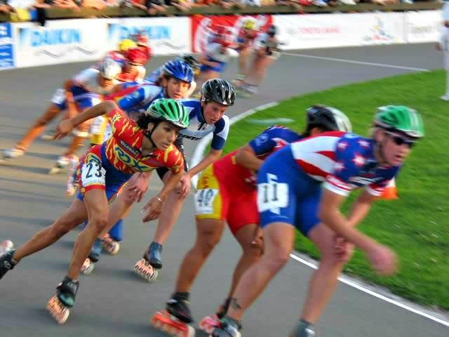 El patinaje de velocidad no es todavía deporte olímpico   ©Agencia Efe