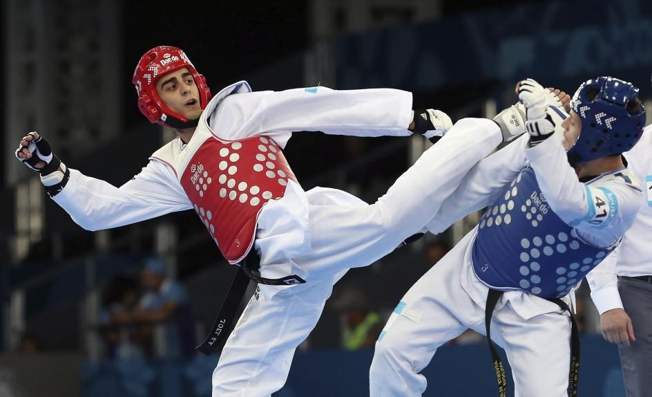 Joel González, Premio Nacional del Deporte en 2012, ganó un bronce en Bakú | ©Efe