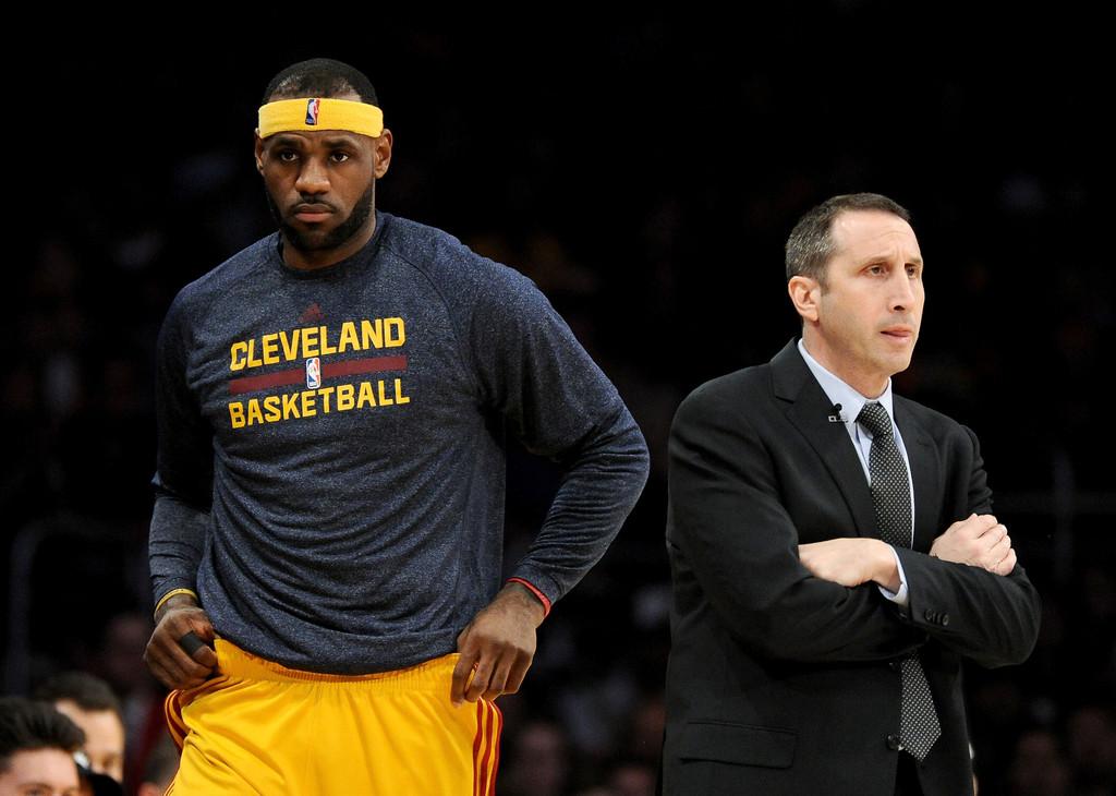 Blatt consiguió ganarse el respeto de LeBron y su continuidad en la NBA. Volverá | ©Harry How, Getty Images