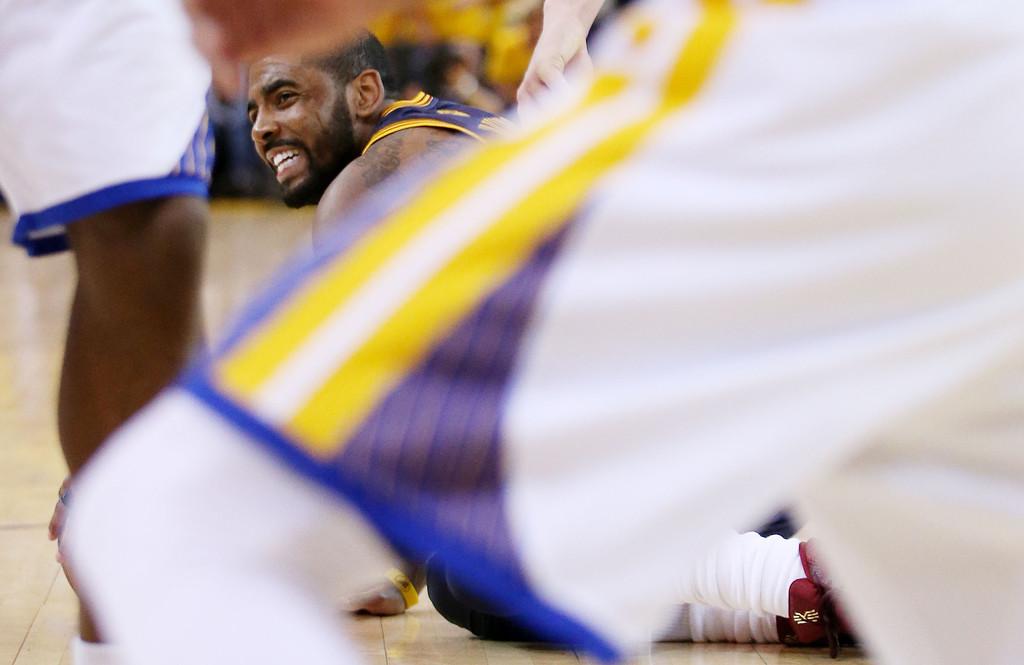 El factor X negativo de estas Finales. Su lesión no desequilibró la balanza: la destruyó | ©Ezra Shaw, Getty Images