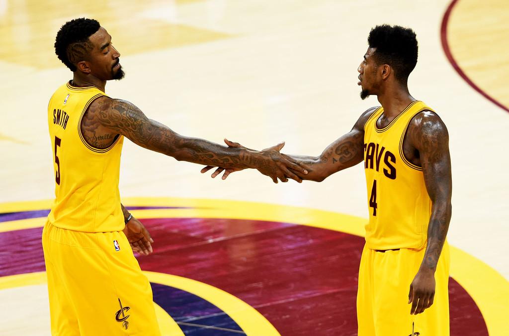 Se fueron juntos de los Knicksy se trajeron su irregularidad consigo. Del brillo a la decepción en cuestión de segundos | ©Jason Miller, Getty Images