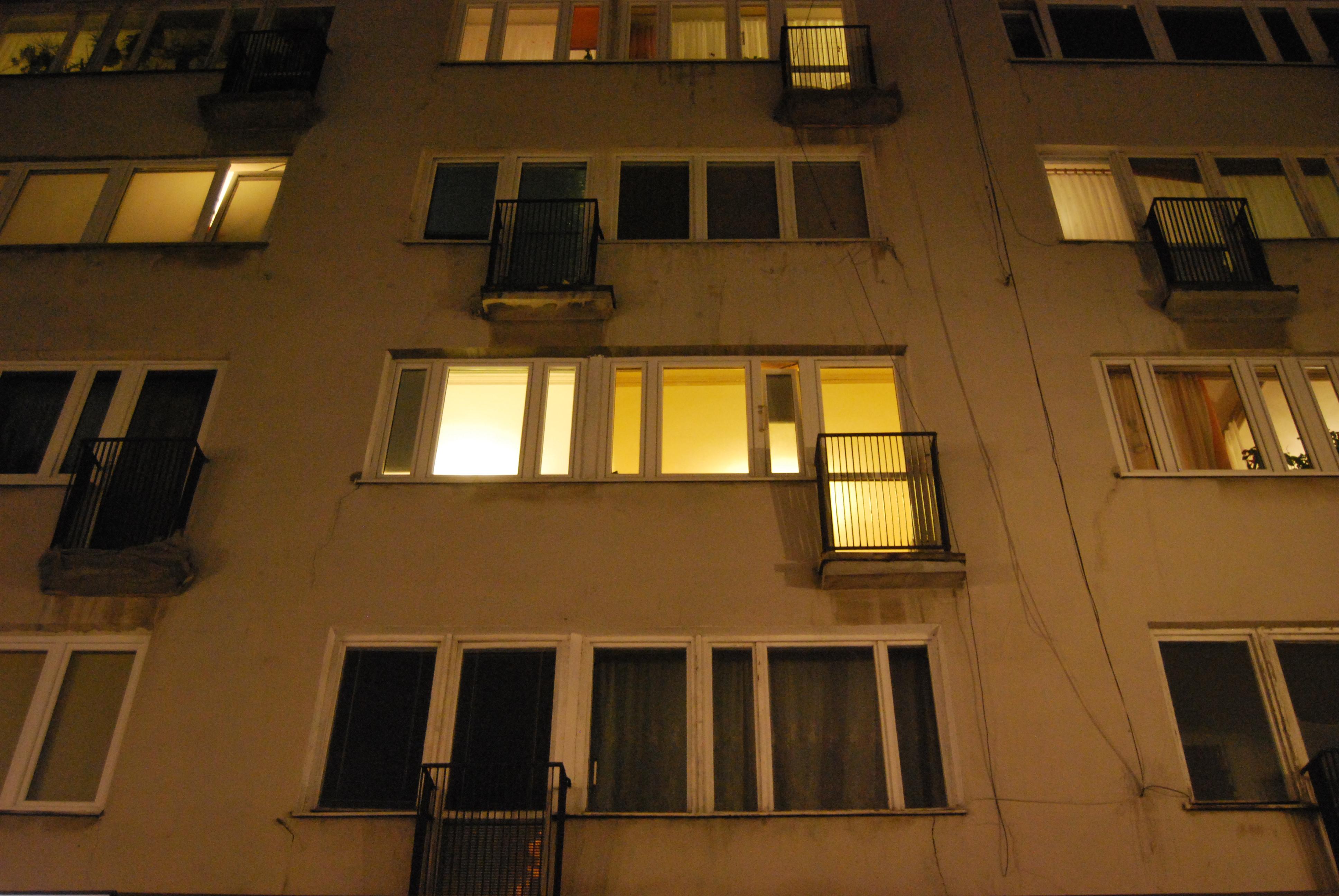 Balcones aleatorios en Piotrkowska | Sabela Porto