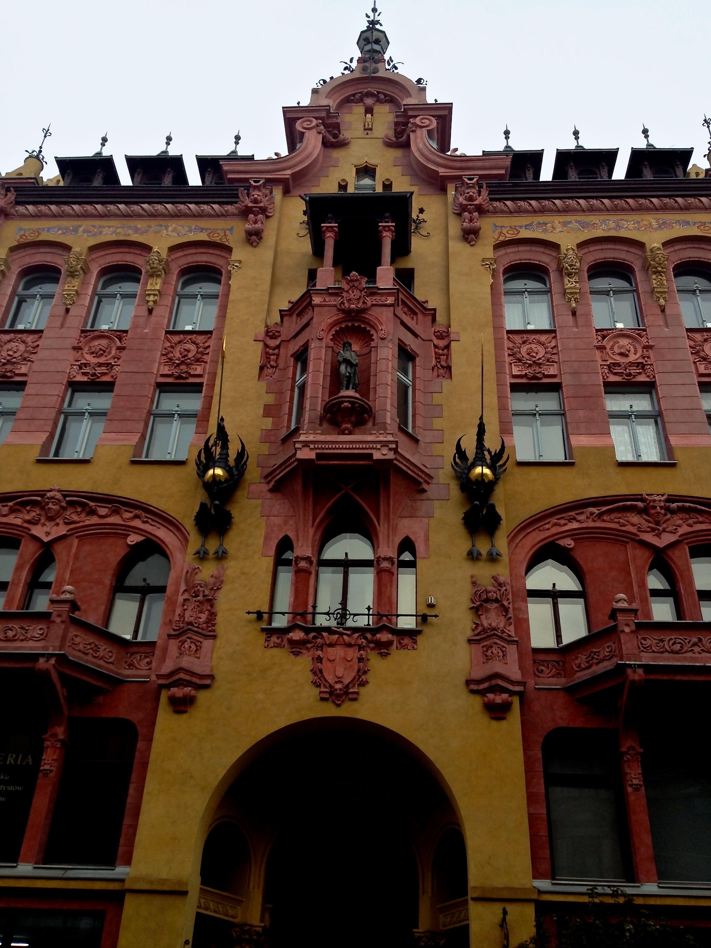 Edificio en Piotrkowska 86 | Sabela Porto