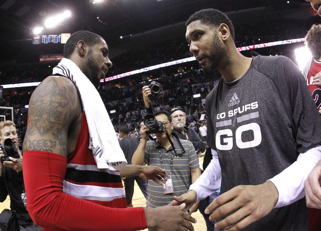 Con sólo dos movimientos los Spurs ya son los ganadores del mercado | ©Chris Covetta, Getty Images
