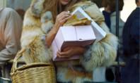 Jane Birkin, una modelo en contra del uso de pieles
