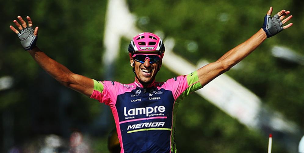 Rubén Plaza también es otro de los nombres propios de la Vuelta. Su ataque a 114 km justifica toda una carrera y completa una temporada de ensueño tras la victoria en el Tour - ©Cyclingnews