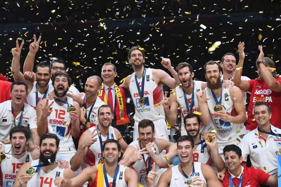 El listón está muy alto: diez medallas desde 2001 | ©AFP