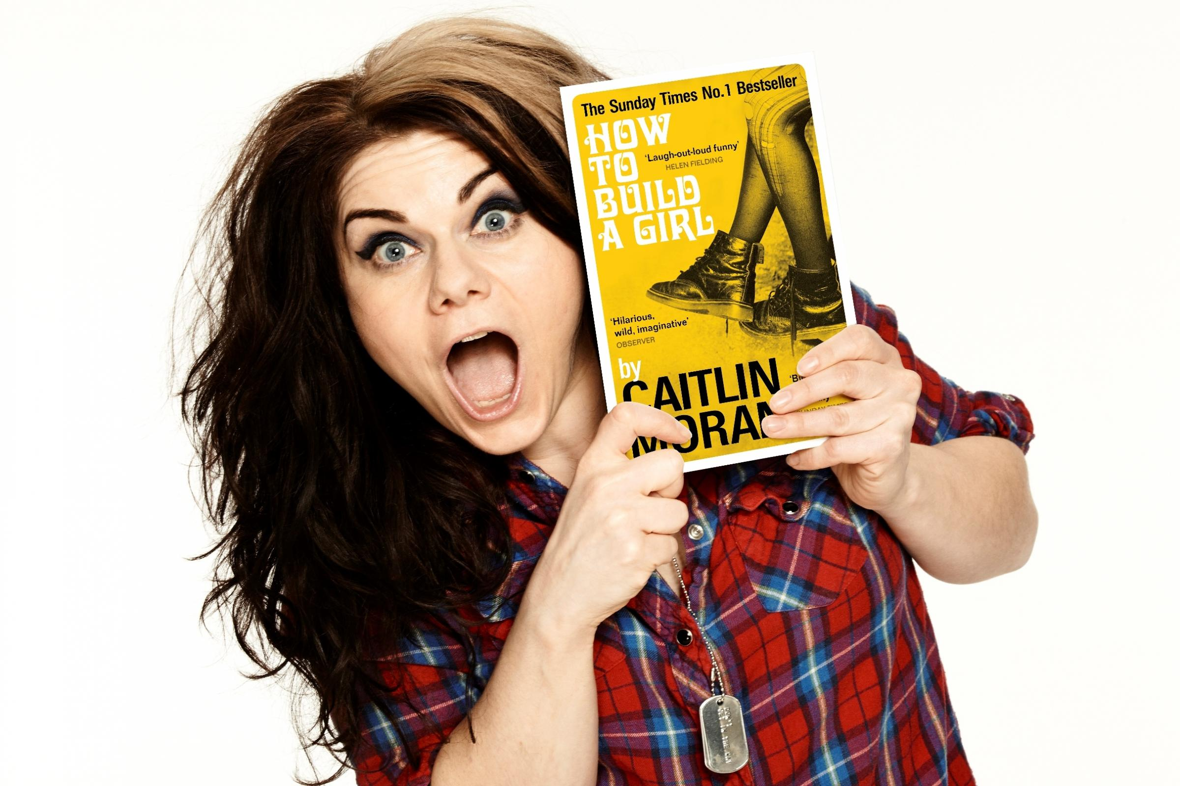 La autora, durante la promoción del libro en Gran Bretaña.  Imagen: barryandistrictnews.co.uk