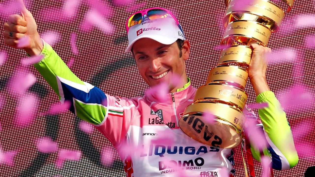 El italiano vivió su último día de rosa en mayo de 2010 | ©Giro d'Italia.