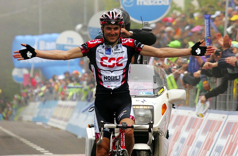 Basso fue el gran opositor de Armstrong durante sus últimos triunfos | ©Politikon.