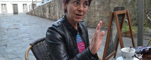 """María Díaz: """"Feijóo se comporta como un verdadero enemigo de las familias"""""""