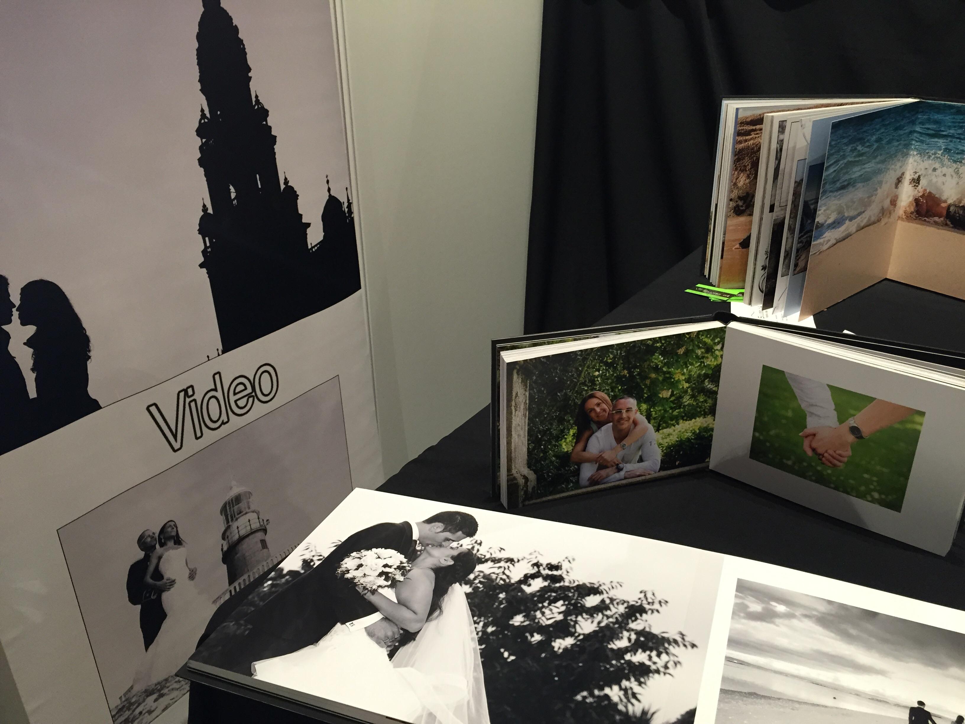 Expobec contó con una amplia selección de fotógrafos dispuestos a inmortalizar cada instante del enlace | © Tatiana Ojea