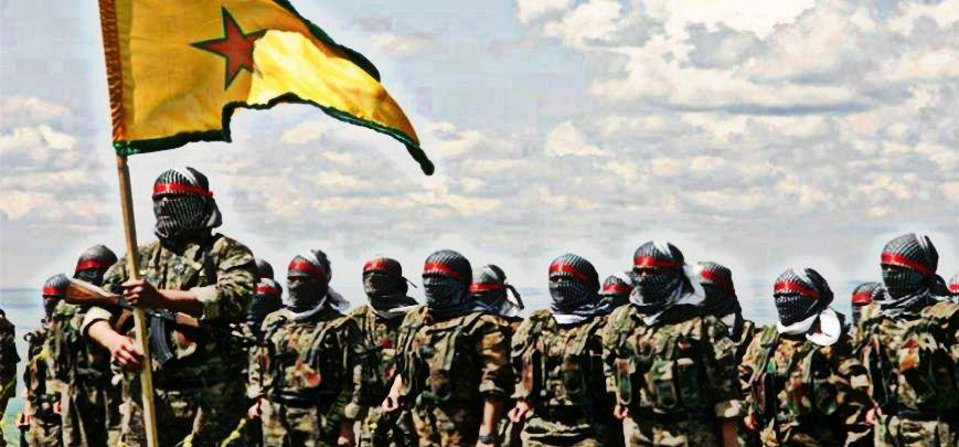 O brazo armado do PKK(fonte: lucidez.pe)